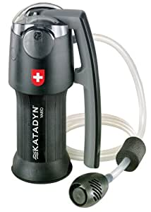 Katadyn 8014931 Vario Dual Technology Microfilter Various Patterns