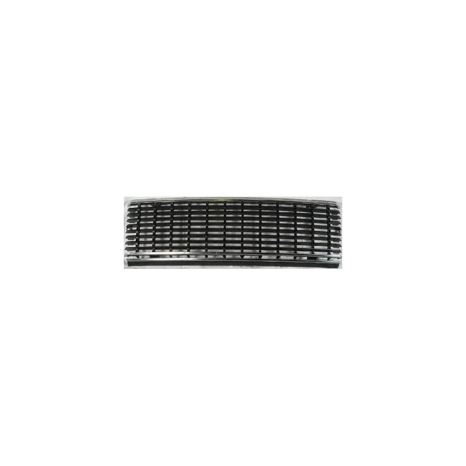 72 77 CHEVY CHEVROLET LUV PICKUP GRILLE TRUCK, Black (1972 72 1973 73 1974 74 1975 75 1976 76 1977 77) 313 94021624