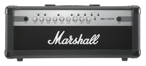 Marshall MG100HCFX MG Series 100-Watt Guitar Amp Head 100w Guitar Head