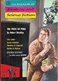 img - for The Magazine of FANTASY AND SCIENCE FICTION (F&SF): May 1958 book / textbook / text book