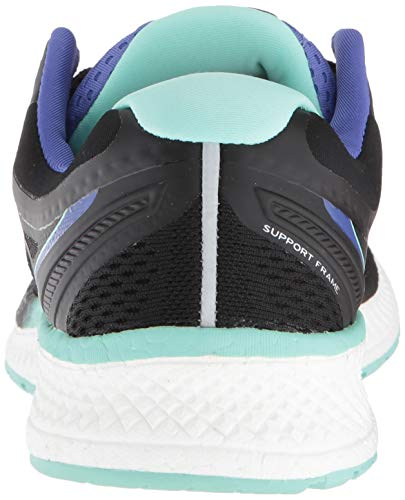 Mujer Triumph Para Black De Saucony Iso violet Zapatillas aqua 4 Running 7TWwn07dqS