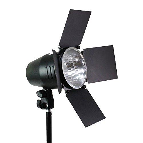 Limostudio 150 Watt Jdd Frost Halogen Bulb Barn Door Lamp With