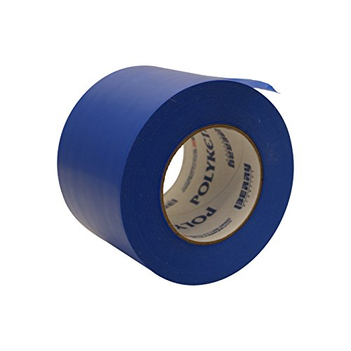 (Polyken 747 Marine Boat Wrap Heat Shrink Tape: 4 in. x 60 yds. (Blue))