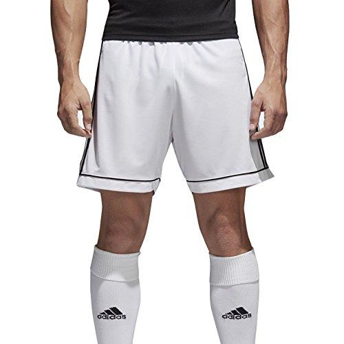 17 Uomo Adidas white Squad Pantaloncini Bianca black 4w5TS
