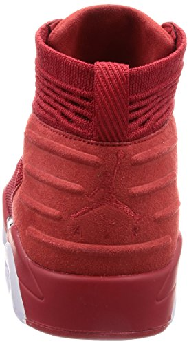 601 Chaussures Red University Nike Basketball de Jordan 23 Elevation Rouge Homme Flyknit Black wxqxBI7vT