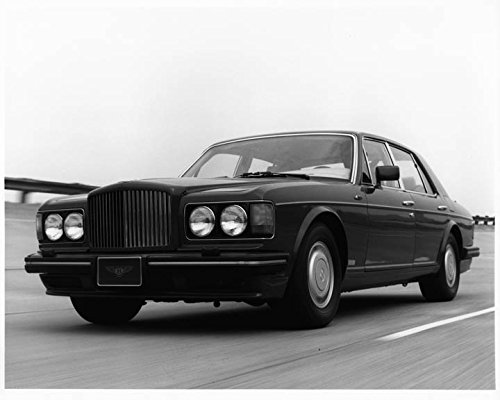 1993 Bentley Turbo R Factory Photo
