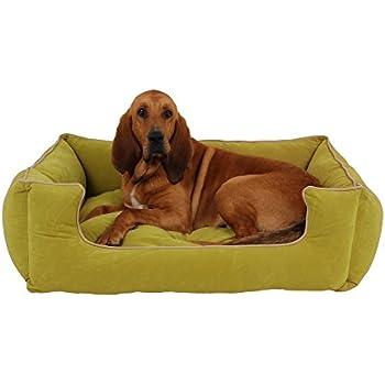 Amazon.com : Carolina Pet Microfiber Kuddle Lounge Low