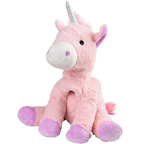 Greenlife Warmies el calor, diseño de unicornio de peluche: Amazon.es: Salud y cuidado personal