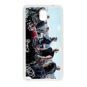 fast & furious 6 Phone Case for Samsung Galaxy Note3 Case
