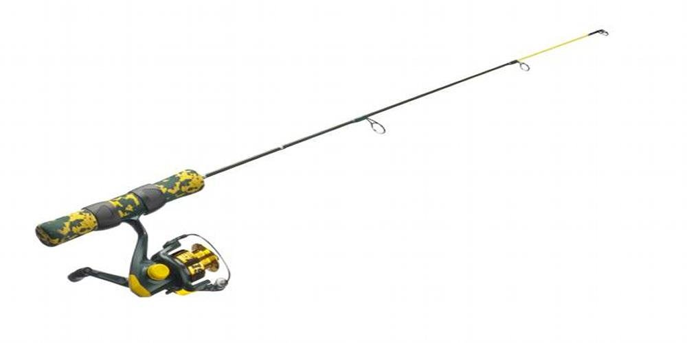 Celsius Team Fish Green TM110/28M 28'' Rod/Reel Combo Eva Handles