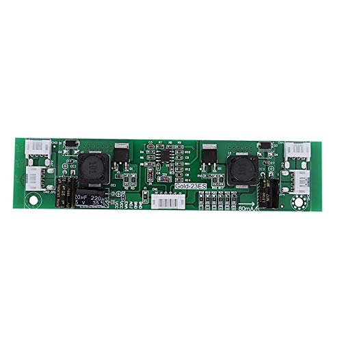 Backlight Inverter Lcd (SODIAL Universal 26-65 Inch Led LCD Tv Backlight Driver Board Tv Constant Current Board 80-480Ma Output 4Pin Plug)