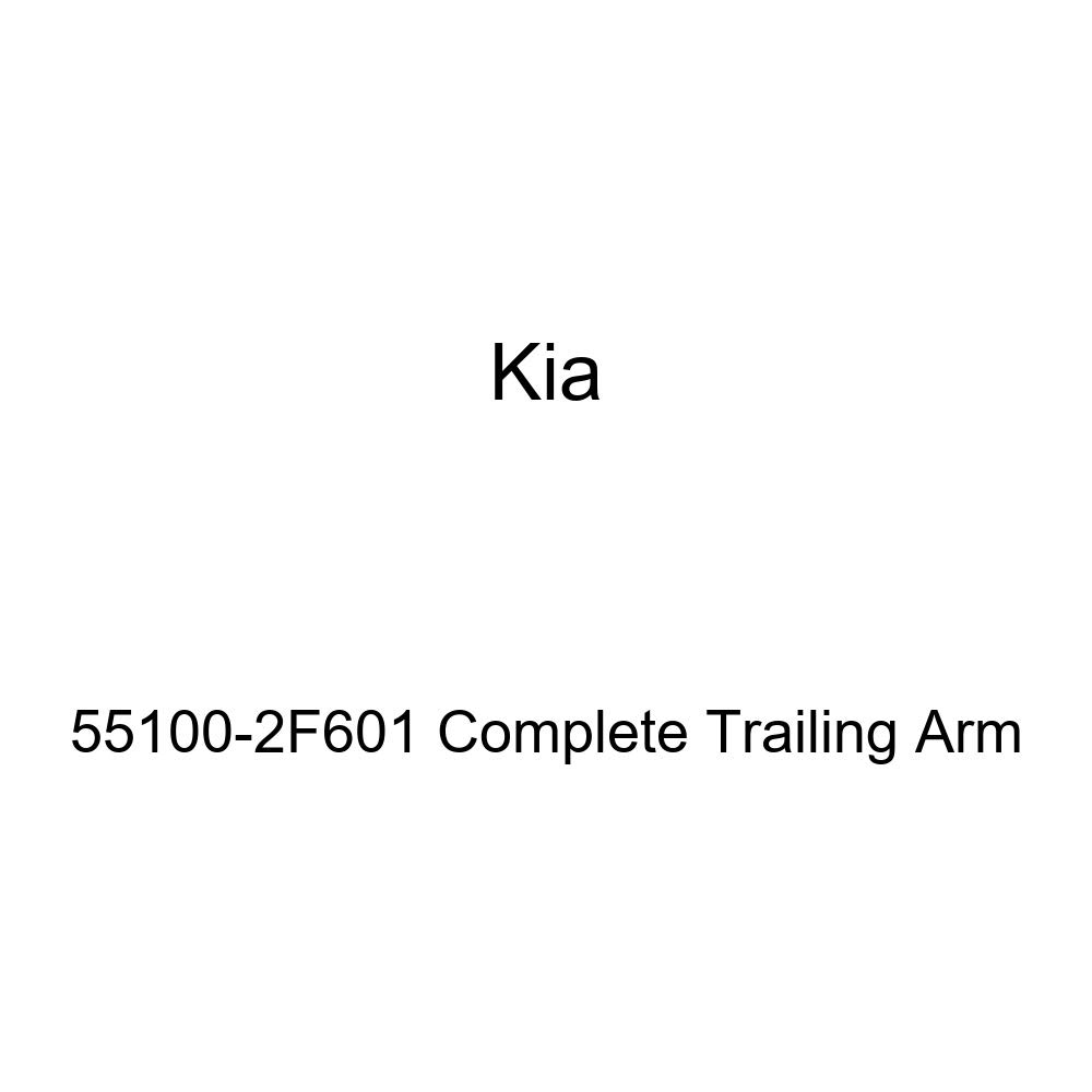 Genuine Kia 55100-2F601 Complete Trailing Arm Trailing Arms ...