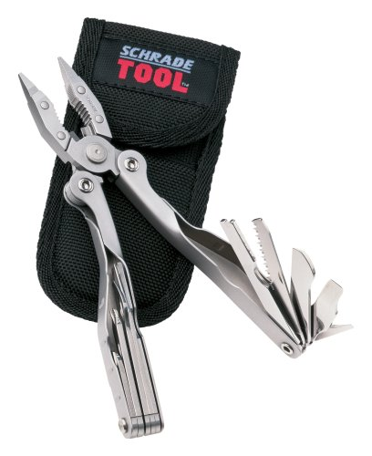 Schrade ST1N Tough Tool 21 Function Multi-Tool (Home Made Hidden Blade compare prices)