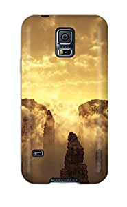 For Galaxy S5 Protector Case Sky Cgi Phone Cover