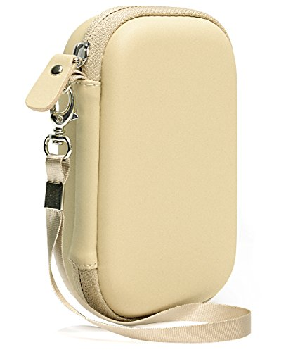 WGear Matte Gold Shockproof Travel Easy Carrying Case for HP