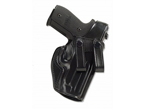 Galco SC2 Inside Pant Holster for Glock 17, 22, 31 (Black, Right-Hand)