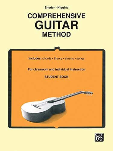 Comprehensive Guitar Method (Student Book): For Classroom and Individual Instruction