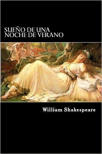 Book Sueño de una Noche de Verano (Spanish) Edition (Spanish Edition)
