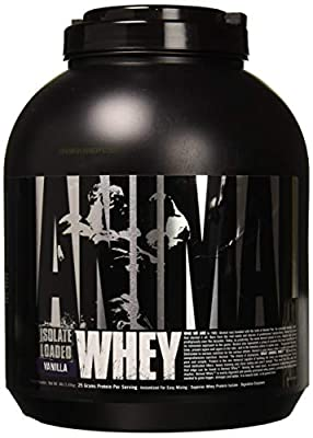 Universal Nutrition Animal Whey Supplements