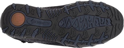 Allrounder by Mephisto Womens NIRO Charcoal Suede/Flyknite 5akJKHi