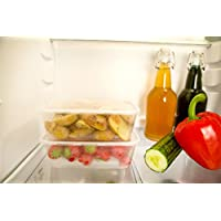 Plastic Food Storage Containers with Lids - Disposable
