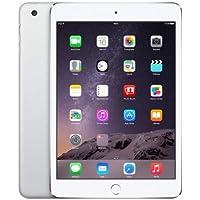 Apple MK772TU/A iPad Mini 4 Tablet, Wi-Fi + 3G/4G, 128 GB, iOS, Gümüş
