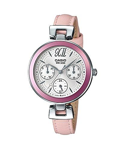 Casio Reloj de Mujer LTP-E407L-4A