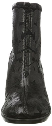 ECCO Women's Shape 55 Plateau Ankle Bootie Black/Black 100% guaranteed sale online buy cheap Inexpensive 05b4jUX