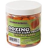 SONUBAITS OOZING PELLET CHEESY GARLIC - SBC / OCGPEL