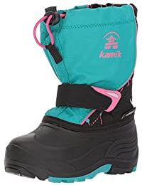 Kamik Girl's Sleet2 Snow Boots