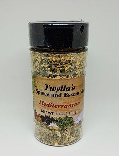 Twylla's Spices and Essentials Mediterranean, ()