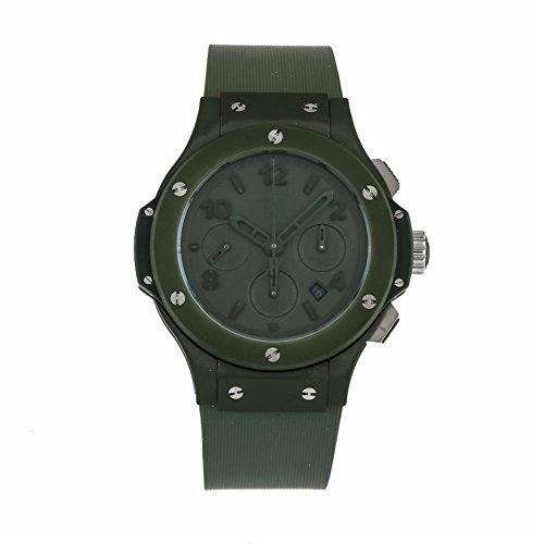 Hublot Big Bang All-Green Chronograph swiss-automatic mens Watch 301.GI.5290.RG (Certified Pre-owned)