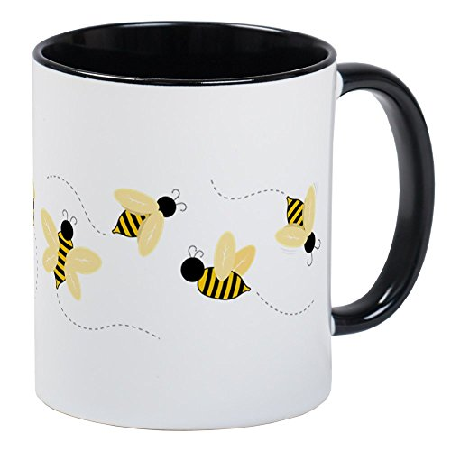 - CafePress Bumble Bees Mugs Unique Coffee Mug, Coffee Cup
