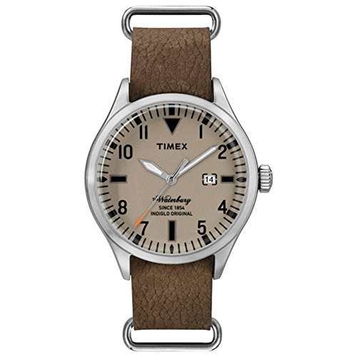 TIMEX Watch WATERBURY limited edition Male - tw2p64600