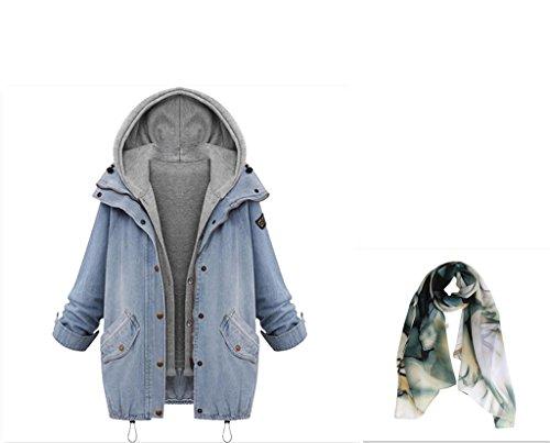 Jeans Petite Coat - 4
