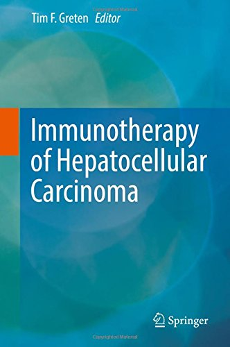 Immunotherapy of Hepatocellular Carcinoma