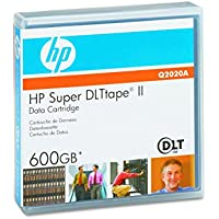 HP Q2020A Super DLT II 600GB Data Cartridge
