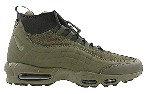 5435daac555a2 Galleon - NIKE Air Max 95 Sneakerboot Men s Boot (Olive) (11.5)