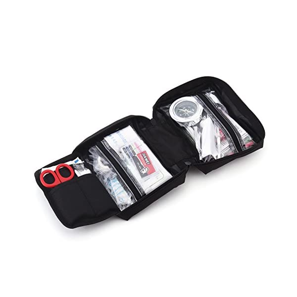 I Go First Aid Kit With Canvas Bag 95 Pieces