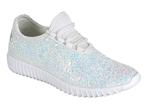 Forever Link remy-18 Lady Sneakers White 10