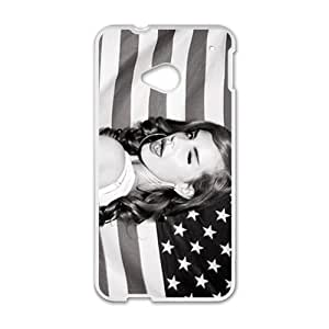 American Girl Fashion Comstom Plastic case cover For HTC One M7