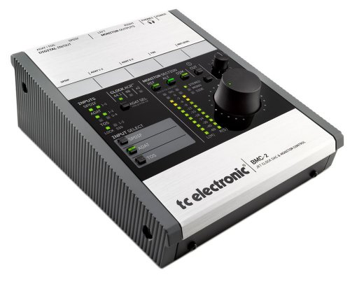 TC Electronic BMC-2 High Def Dac and Monitor Controller