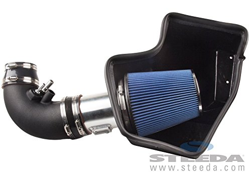 Steeda Cold Air (Steeda 555-3193 Proflow Cold Air Kit (15-16 Mustang GT))