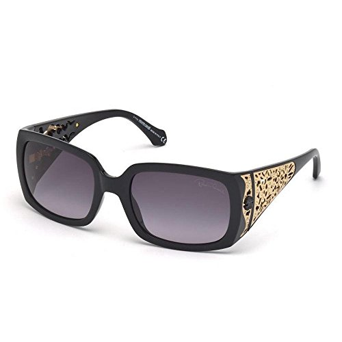 Roberto Cavalli Women's RC804S Sunglasses BLACK - Cavalli Sunglasses 2013