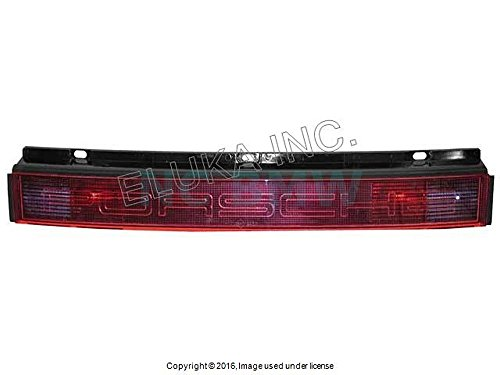 Porsche 964 rear CENTER tail LENS reflec - Center Tail Light Panel Shopping Results