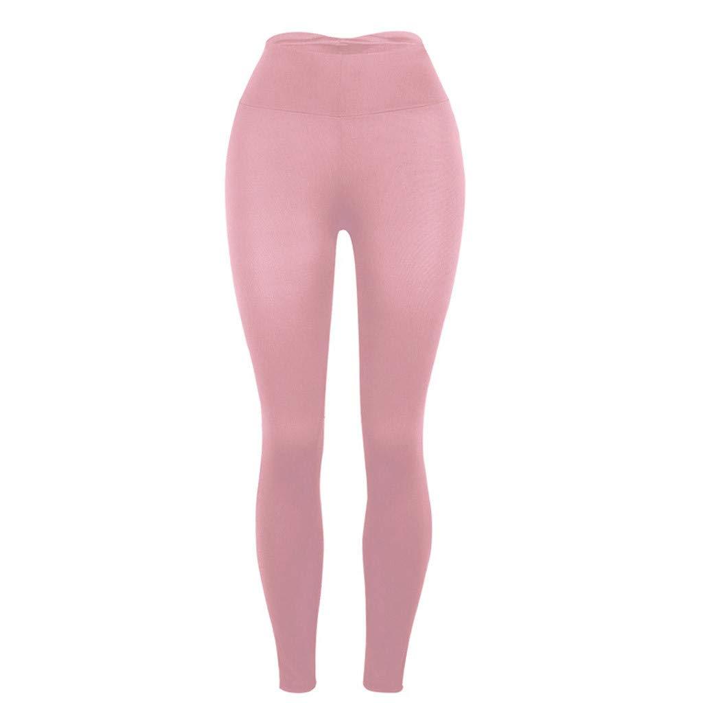 Leggins Para Mujer Gimnasio Capri Mallas Pantalones Ajustados Deportivos Solidos Para Mujer Leggings De Entrenamiento Xinantime Pantalones Deportivos Para Yoga Descanso Y Sueno Cubos De Basura