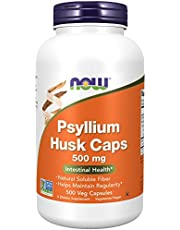 NOW Foods Psyllium Husk 500mg