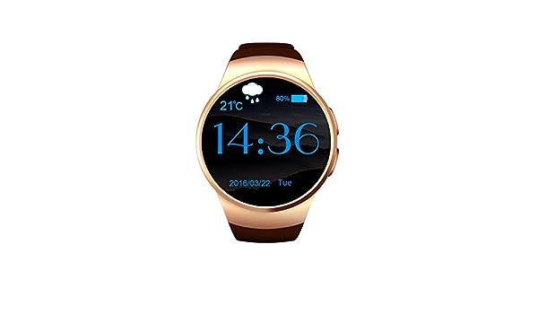 Mens Freestyle Reloj Digital, Gold Bluetooth Smart ...