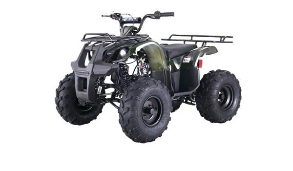 SPMZ - Moto de cuatro ruedas para niños (125 cc): Amazon.es: Coche y moto