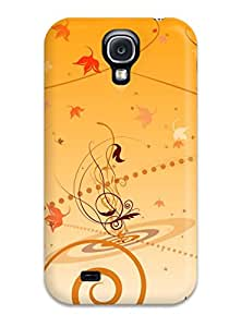 Rachel Kachur Bordner's Shop Pretty Galaxy S4 Case Cover/ Autumn Design Series High Quality Case